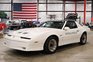 20th Anniversary 1989 Trans Am