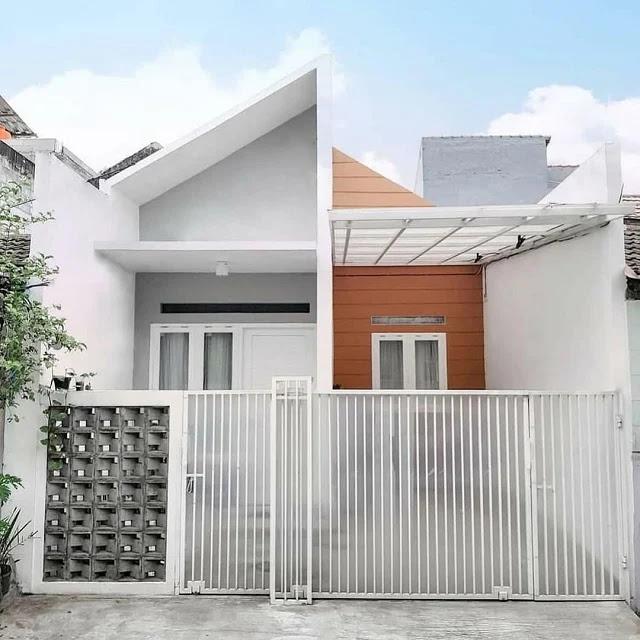 Desain Minimalis Rumah Type 30
