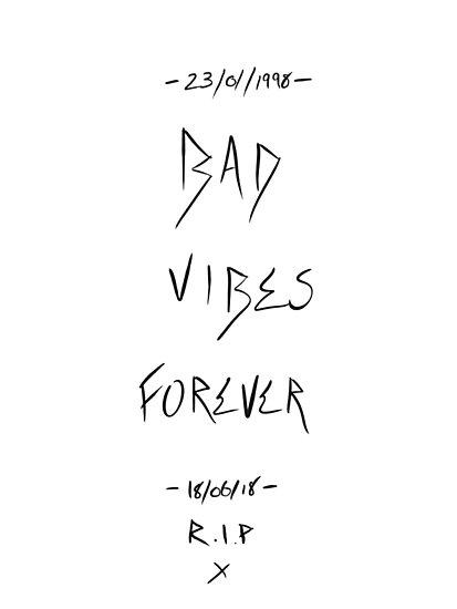 Bad Vibes Forever Lyrics