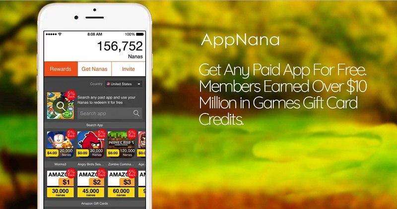 AppNana invitation code- k25694529