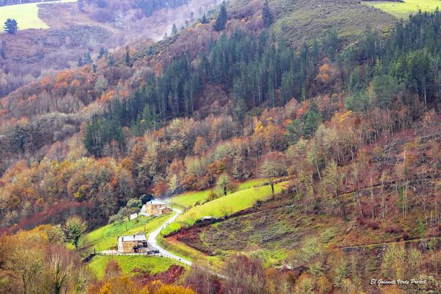 Los Oscos, rincones de otoño - Asturias