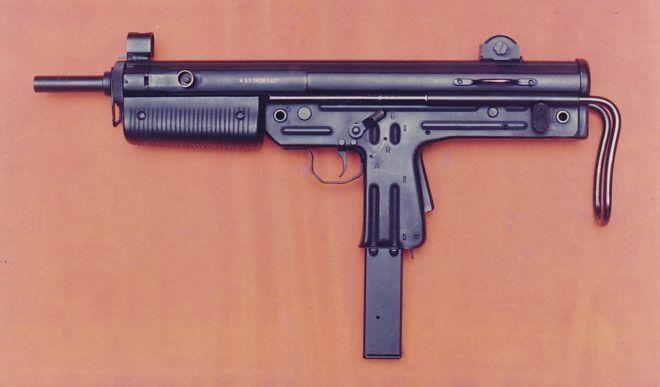 FMK-3 primeira metralhadora nascida na Argentina