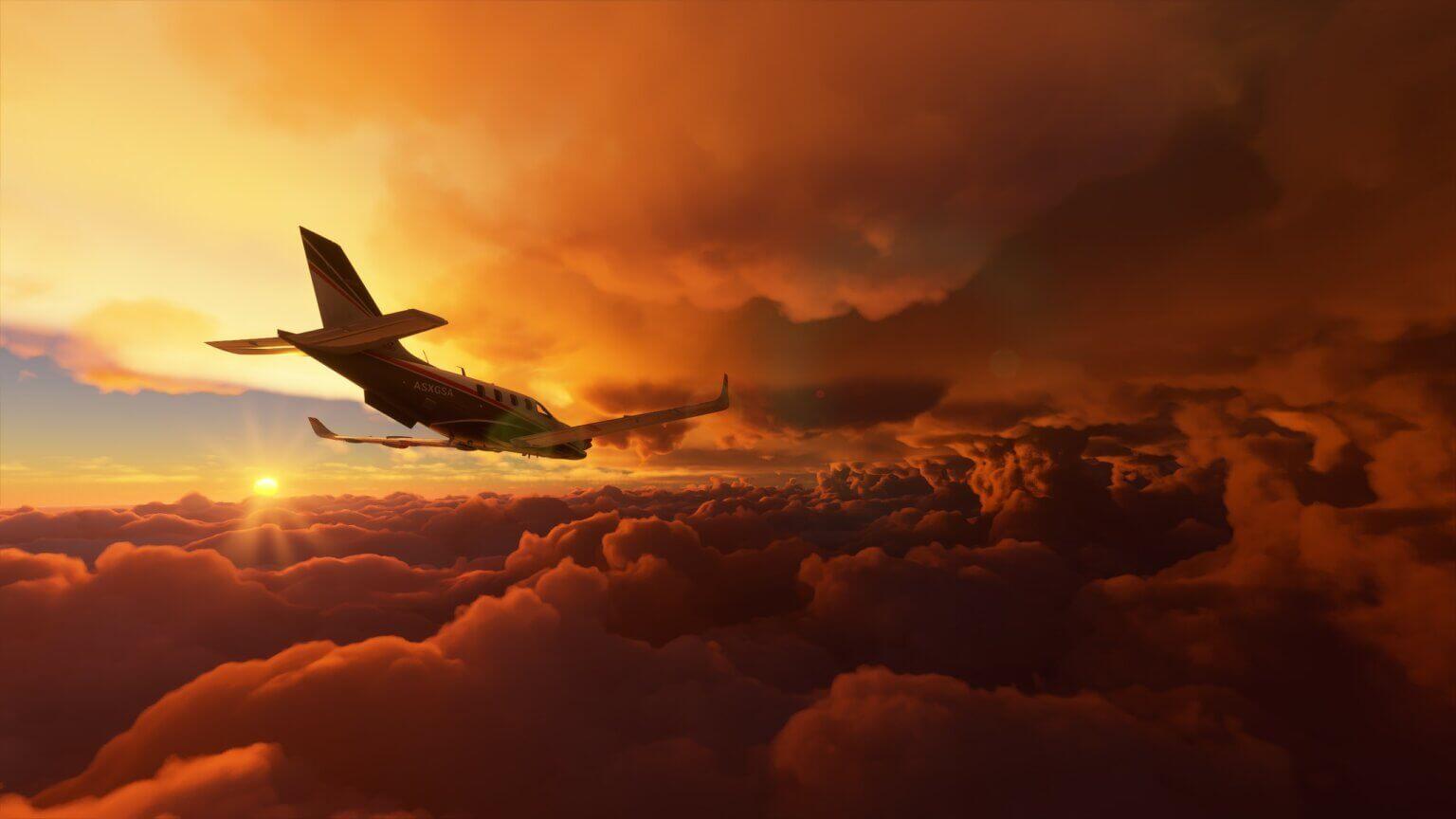 Problemi risolti per Microsoft Flight Simulator