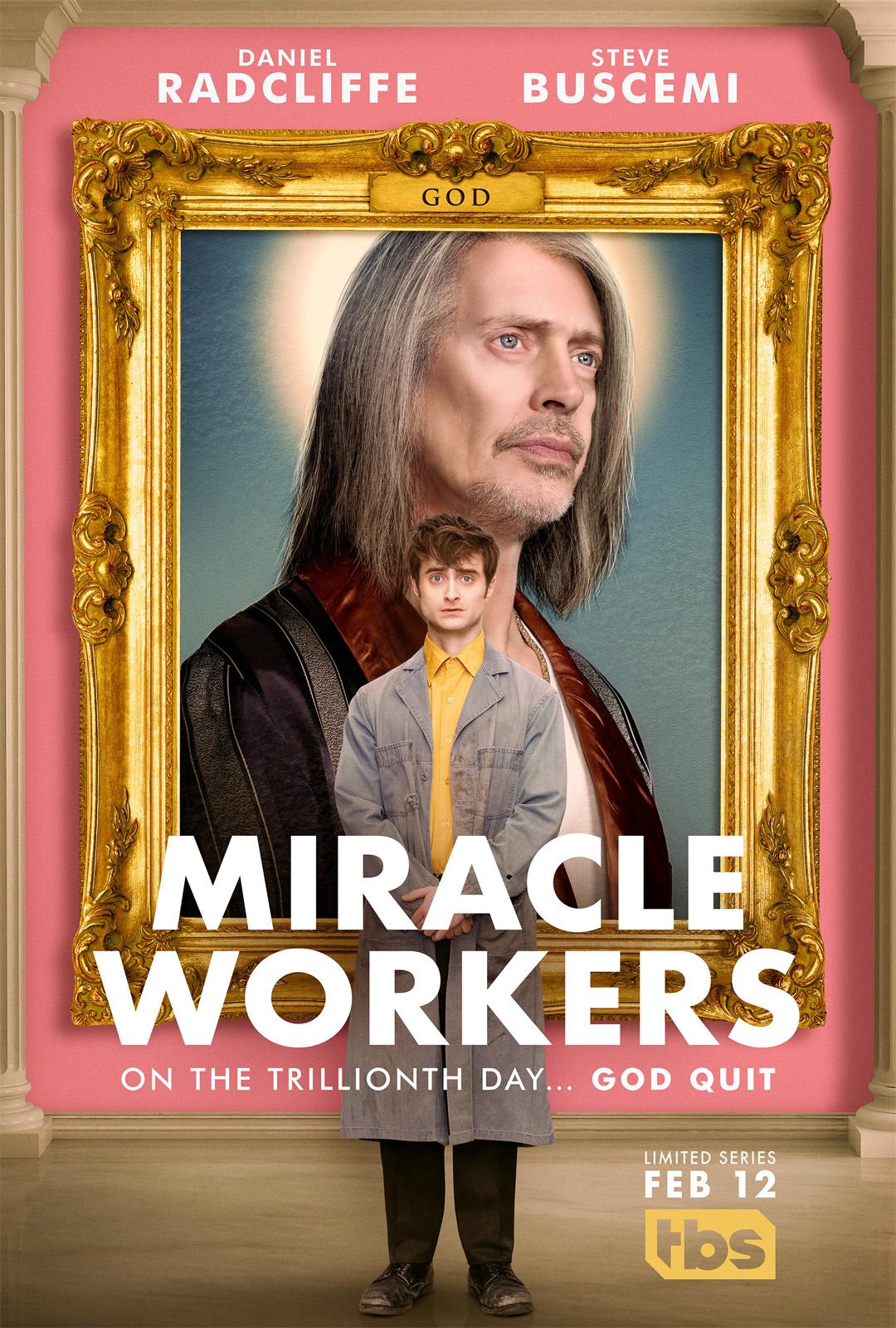Miracle Workers Temporada 1 720p Dual Español Latino/Ingles