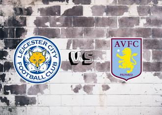 Aston Villa vs Leicester City Resumen y Goles