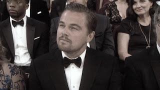 Esta vez, para llevarse la estatuilla el actor tuvo que competir contra Bryan Cranston (Trumbo), Matt Damon (The Martian), Michael Fassbender (Steve Jobs) y Eddie Redmayne (La chica danesa).