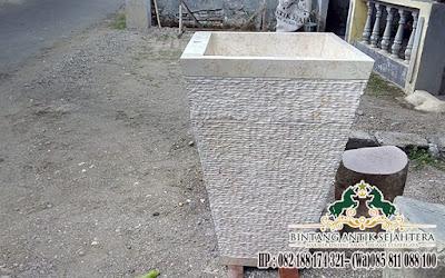 Pedestal Marmer, Pedestal Batu Marmer, Pedestal Batu Marmer Murah
