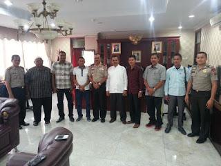 Gelar Reuni Akbar, Alumni SMA 1 Samalanga Jumpa Kapolda Aceh