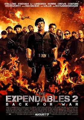 The Expendables 2 [2012] [DVD] [R1] [NTSC] [Latino]