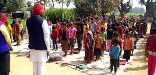 आजीवन कमजोरों, पिछड़ों और वंचितों की लड़ाई लड़ते रहे ज्वाला प्रसादः ऋषि यादव | #NayaSaberaNetwork