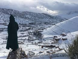 Maroc- attention baisse de températures au Royaume et ces régions connaîtront de fortes pluies, des chutes de neige et rafales de vent
