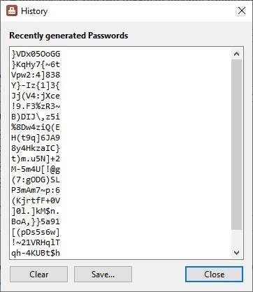توليد كلمات مرور قوية بالشروط التي تحددها في ثواني بأستخدام PasswordGenerator