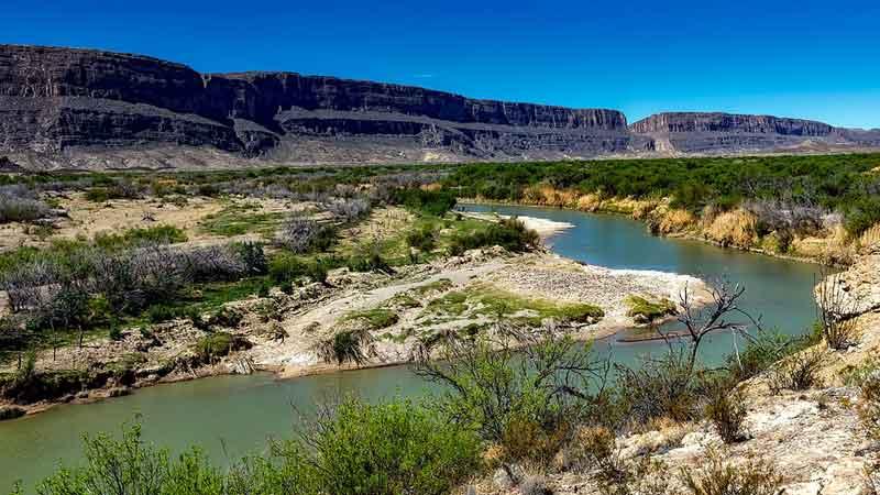 Sungai Terpanjang di Benua Amerika