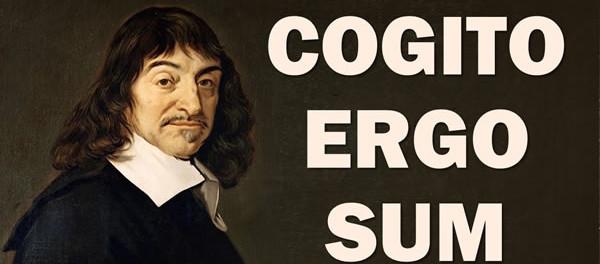 O significado de Penso logo existo de René Descartes