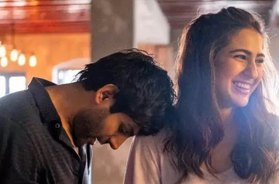 Love Aaj Kal 2 Kartik Aaryan Sara Ali Khan