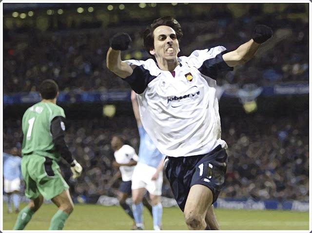 Benayoun West Ham Manchester City FA Cup 2006