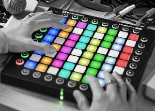 Launchpad Müzik Aleti