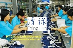 Lowongan Kerja PT Ching Luh Indonesia Via Email