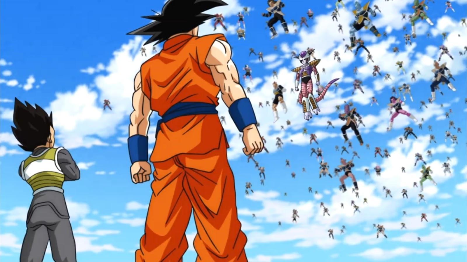 Dragon Ball Super: Episódio 23 – A Terra e Gohan estão em Apuros! Venha depressa, Son Goku