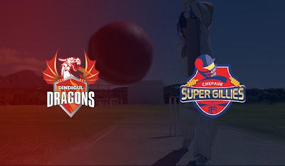 TNPL 2019 CHE vs DIN Qualifier 1 Cricket Win Tips