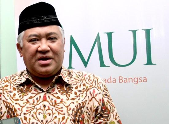 MUI aan membuat stasiun televisi sebagai media ummat
