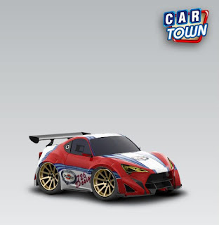 Scion FR-S Race Prototype 2012 Martini by Arnold