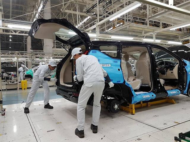 industri otomotif