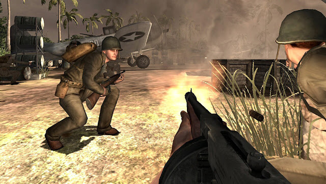 Waktu Terbatas, Medal of Honor: Pacific Assault Gratis!