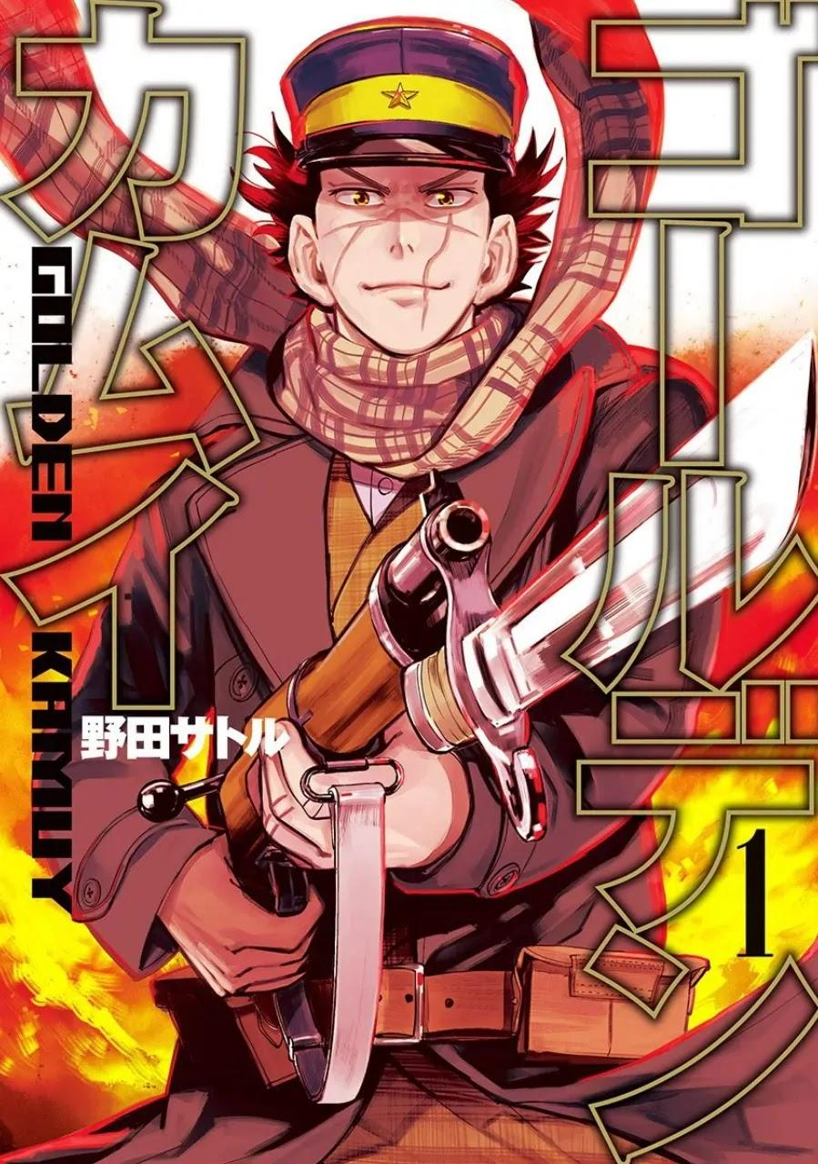 Manga Golden Kamuy, tom 1