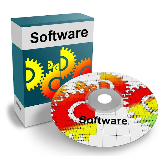 What is software its type and how is it made?
