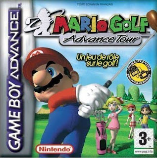 Mario Golf Advance Tour Gameboy Advance(GBA) ROM Download