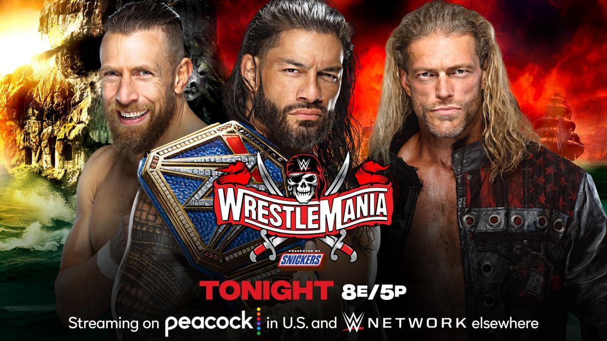 Mutatjuk a WrestleMania 37 második estéjének mérkőzéseit