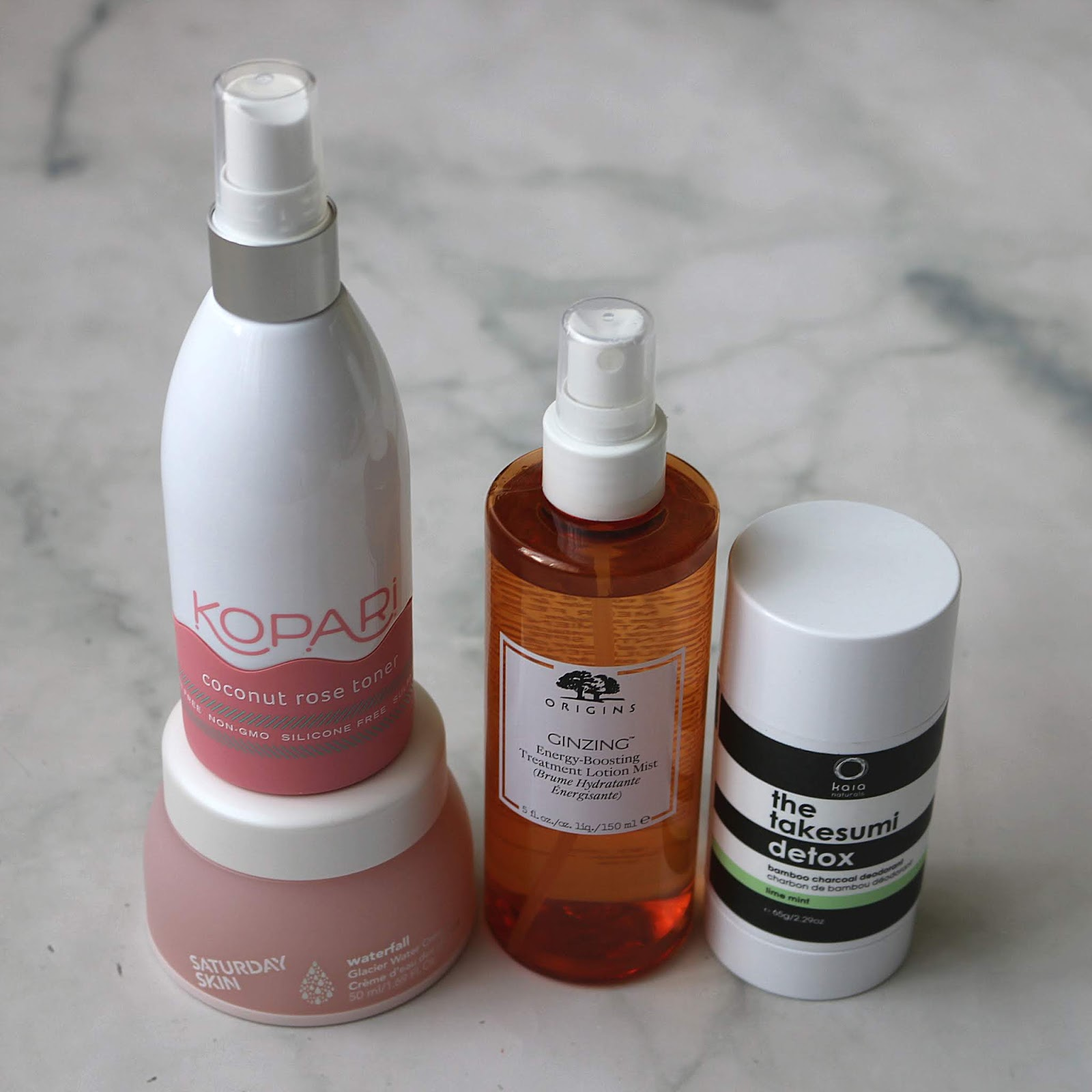 Sephora Hudson's Bay Clean Beauty Haul