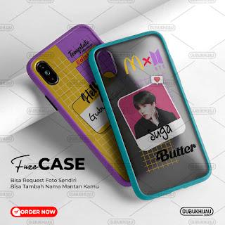 Mockup Fuze Case iPhone X gubukhijau