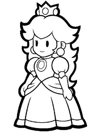 Desenhos Do Super Mario Para Imprimir E Colorir Click Jogos Br