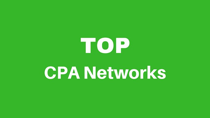 Top CPA Marketing Network in 2020