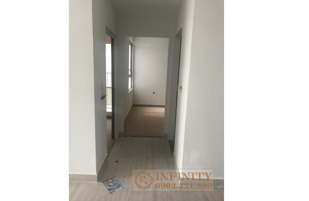 Bán căn hộ trống nội thất tại The EverRich Infinity Q5 - vào phòng ngủ