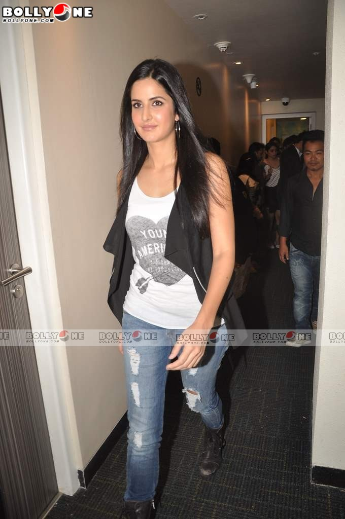 Bollywood Diary: Katrina, Imran and Ali Zafar on the sets ...