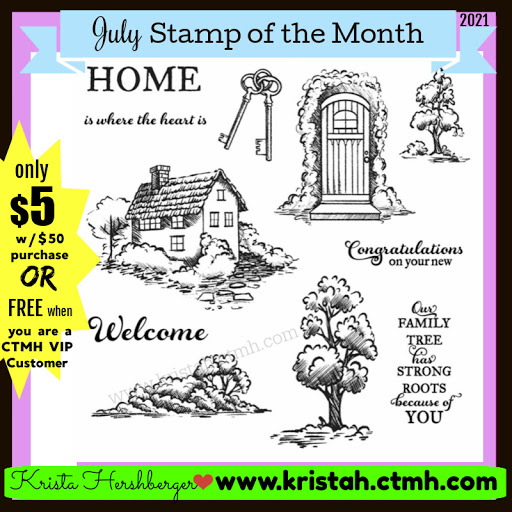 July 2021 Stamp of the Month