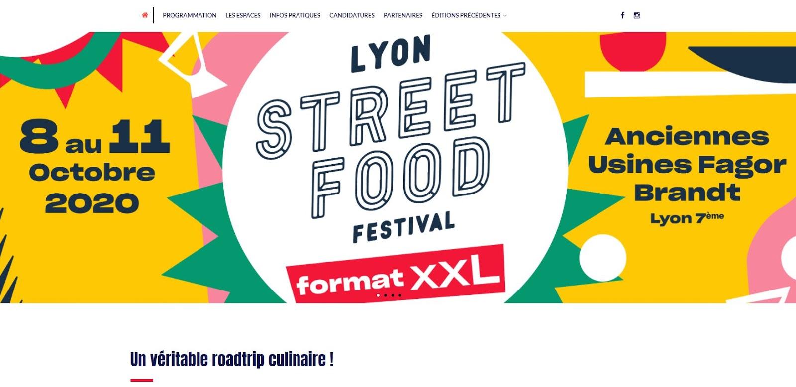 Lyon Street Food Festival 2020
