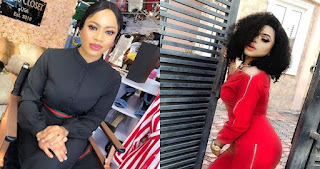 'I Will Beat And Nakked Nina If She Says Trash About Me' – Bobrisky