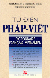 Từ Điển Pháp – Việt - Hồ Hải Thụy, Chu Khắc Thuật