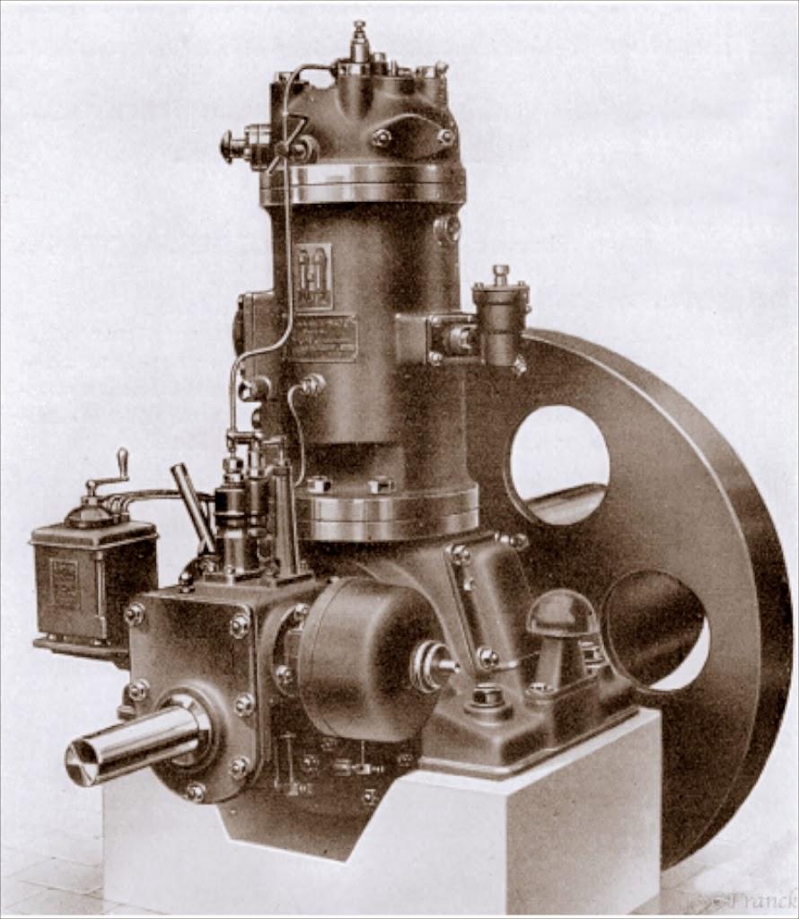 Sommer Diesel 462 Historie Der Hatz Einzylinder2 Engine Diagram Aus Den R Motoren Entwickelten Sich Die H Zweitakt