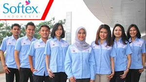 Lowongan Kerja PT. Softex Indonesia Via Jobstreet (Manufaktur / Produksi)