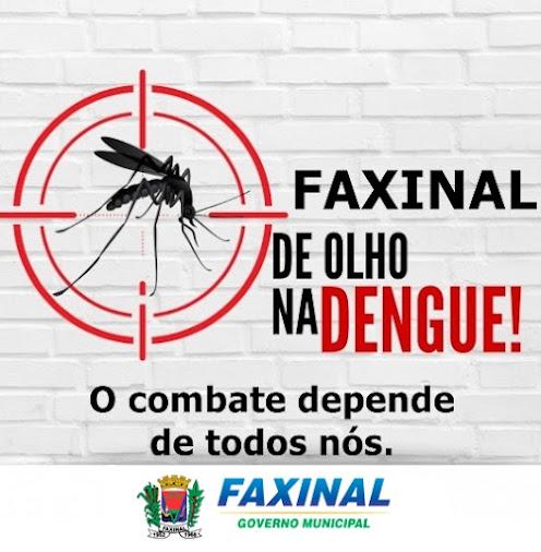 FAXINAL - Combate a Dengue - Colabore