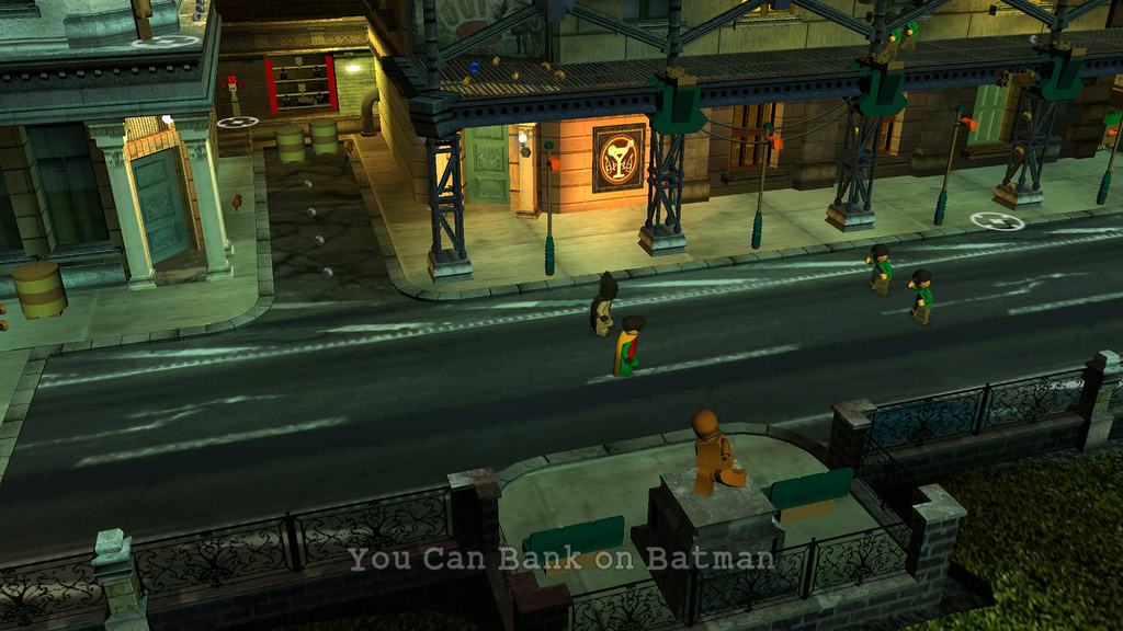 Lego Batman Cso
