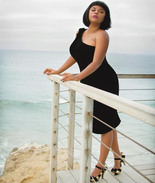 """""""I Never Let My Size Define Me Or The Opportunities I Have"""" Plus Size Pinup Models Talk About Their Experiences As Pinup Models"""