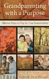 paperback book on grandparenting