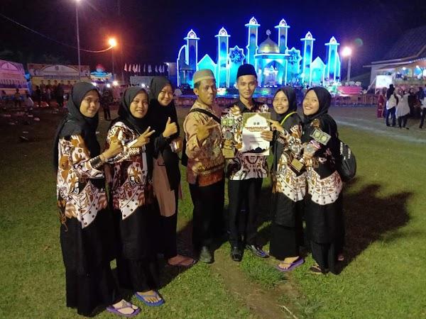 Ahmad Supriyanto Raih Juara 1 Cabang Kaligrafi Di Mtq