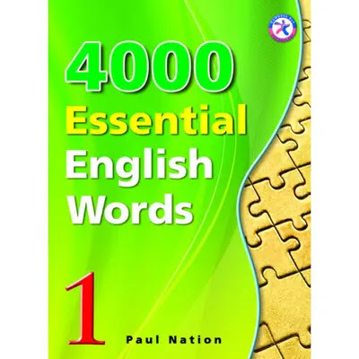 4000Essential English Words part 1